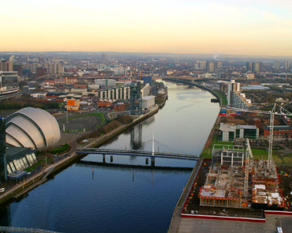 Glasgow One of the UK's Most Visited Cities